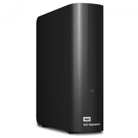 Купить Жесткий диск WD Original USB 3.0 10Tb WDBWLG0100HBK-EESN Elements Desktop 3.5 черный, Western Digital, Внешний жесткий диск