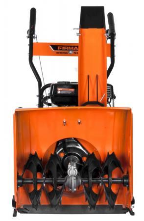 Снегоуборщик FIRMAN FS-5,5-560EL 5,5 л.с., бак 3,6л, 1,5 л/час, скорости: 5+2 станок firman gt5 14a