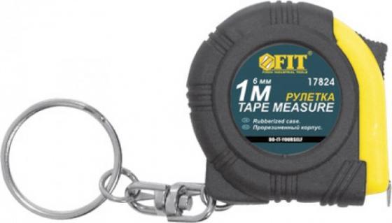 Рулетка Fit 17824 1мx6мм