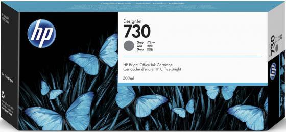 Фото - Картридж HP 730 струйный серый (300 мл) трависил сироп 100 мл