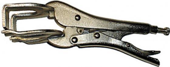 Плоскогубцы FIT 52742 сварщика с фиксатором тип w 225мм плоскогубцы fit 52723