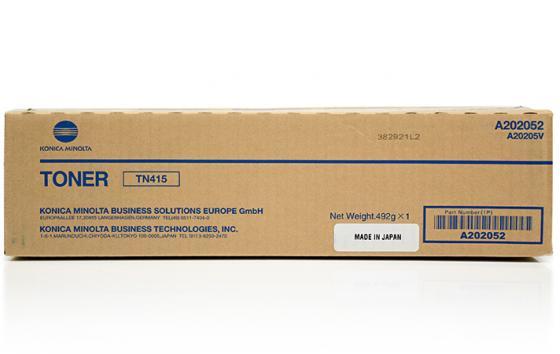 Тонер Konica-Minolta bizhub 42 TN-415 (o)
