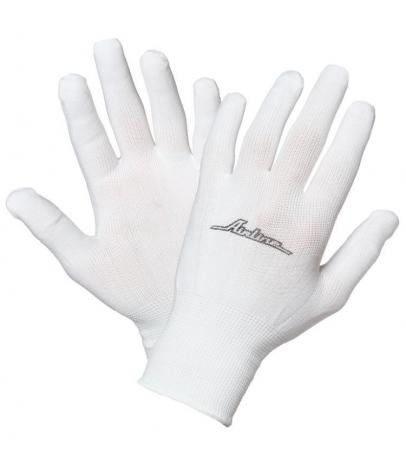 Купить Перчатки AIRLINE AWG-NS-12 нейлоновые без покрытия