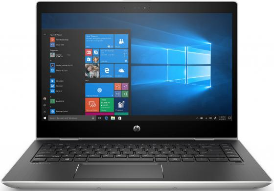 Ноутбук HP ProBook x360 440 G1 14 1920x1080 Intel Core i3-8130U 128 Gb 4Gb Intel UHD Graphics 620 серебристый Windows 10 Professional 4LT32EA ноутбук hp elitebook folio g1 12 5 1920x1080 intel core m5 6y54 1en25ea