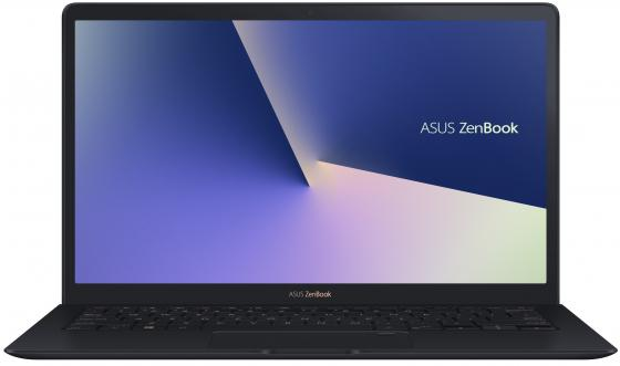 Ноутбук ASUS Zenbook S UX391UA-EG024R 13.3 1920x1080 Intel Core i7-8550U 1024 Gb 16Gb Intel UHD Graphics 620 синий Windows 10 Professional 90NB0D91-M02850 ноутбук asus zenbook ux391ua eg010t 90nb0d91 m01320 blue intel core i5 8250u 1 6ghz 8192mb 512gb intel uhd graphics 620 wi fi bluetooth cam 13 3 1920x1080 windows 10