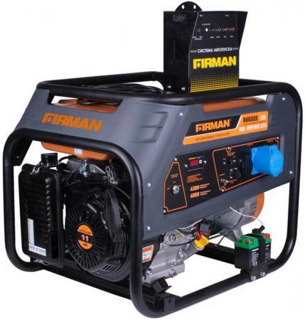 Бензиновый генератор FIRMAN RD8910Е+ATS 6,8кВт 25л 12В электростартер +ATS цена