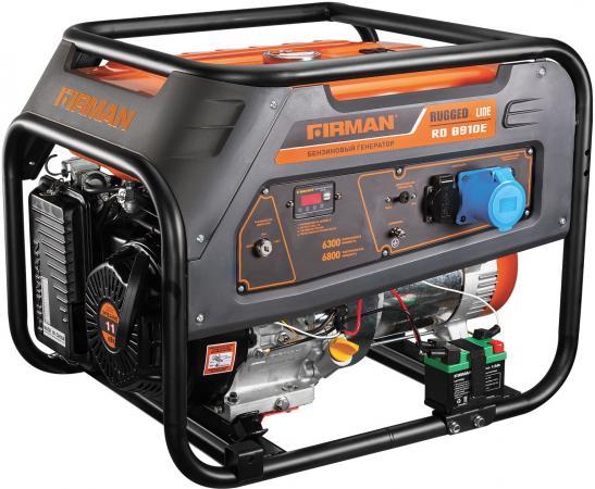 Бензиновый генератор FIRMAN RD8910Е 6,8кВт 25л 12В электростартер mos 4s 14 8v 5000mah 40c lipo battery for rc airplane free shipping
