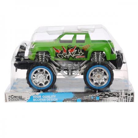 Машина инерц. джип, в ассорт. 9952-1 в пласт. в кор.2*27шт стоимость
