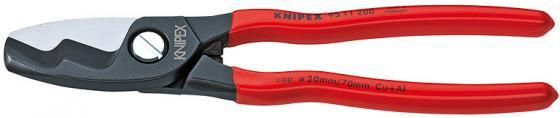 Кабелерез KNIPEX KN-9511200 КОБРАМАТИК кабелерез knipex kn 9512200 red