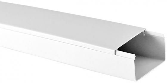 Кабель-канал TDM SQ0402-0010 40х40 белый зажим tdm sq0519 0016