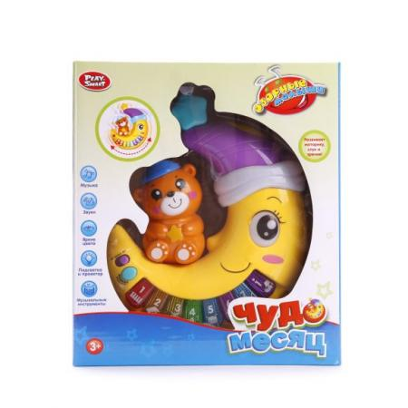 Обучающая игрушка Наша Игрушка Чудо месяц 7696 игрушка