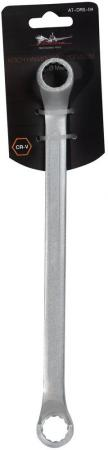 Ключ накидной AIRLINE AT-DRS-04 (12 / 13 мм) с изгибом ключ накидной aist 02010810a 8 10 мм 183 мм