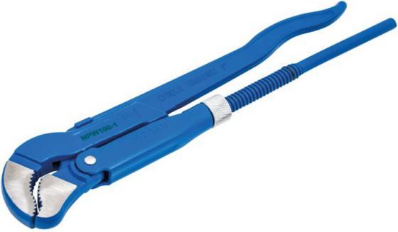 Ключ NORGAU 074225010 трубный 1 губки s-обр. формы