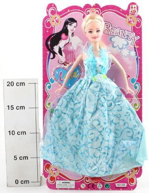 Кукла в вечернем платье Beauty, в ассорт. кукла маленькая леди анюта в вечернем платье 1979748