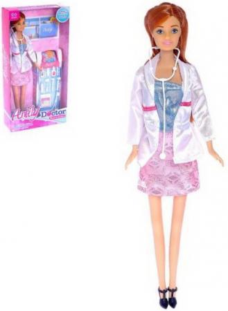 Кукла Анлилу доктор с аксессуарами
