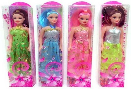 Кукла в платье, в ассорт. кукла sophia в бальном платье c аксессуарами 3 вида в ассорт