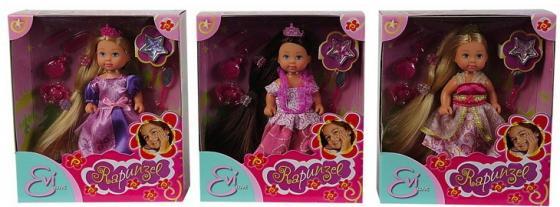 Кукла SIMBA Еви-длинные волосы 12 см надувной ролл simba