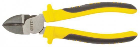 Бокорезы FIT 50791 эксцентрик crv смещенный центр для большего усилия прорезин. ручки 160мм бокорезы fit 52416