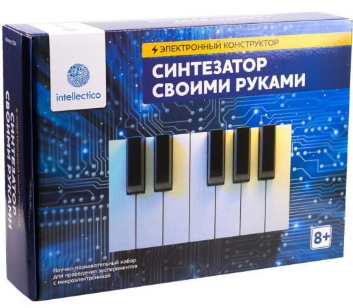 Электронный конструктор INTELLECTICO Синтезатор своими руками