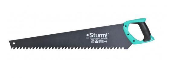 Ножовка STURM! 1060-92-700 по пенобетону 700мм тефлоновое покрытие ножовка matrix 23380 по пенобетону 500мм