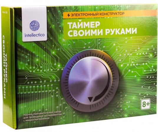 Электронный конструктор INTELLECTICO Таймер своими руками