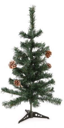 Ель Новогодняя сказка 973312 60 см с шишками ель новогодняя crystal trees 1 2 м триумфальная с шишками kp8612