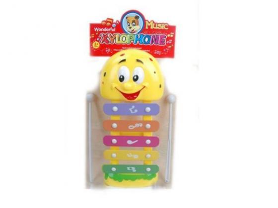 Ксилофон Наша Игрушка Колобок игрушка
