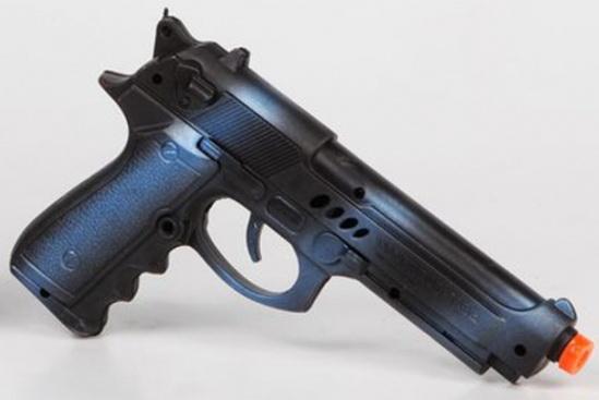 Пистолет Наша Игрушка К54641 черный