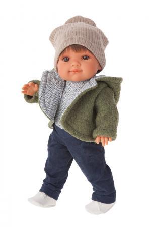 Кукла Munecas Antonio Juan Кукла Рафаэль 38 см кукла antonio juan марти pink 1781p