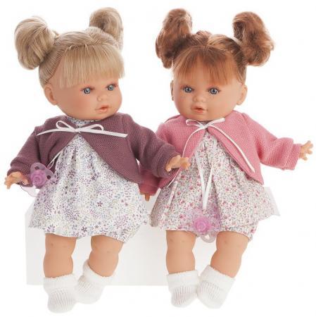 Кукла Munecas Antonio Juan Монси 30 см плачущая кукла munecas antonio juan белла плачущая