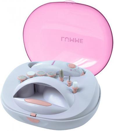 Маникюрно-педикюрный набор LUMME LU-2404 розовый опал маникюрно педикюрный набор scarlett sc ms95005