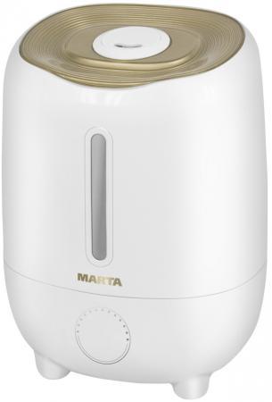 Увлажнитель воздуха MARTA MT-2685 светлый янтарь цена и фото