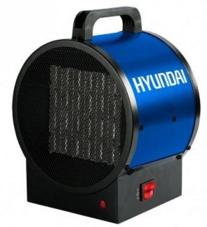 Тепловая пушка Hyundai H-HG8-20-UI909 2000 Вт чёрный синий