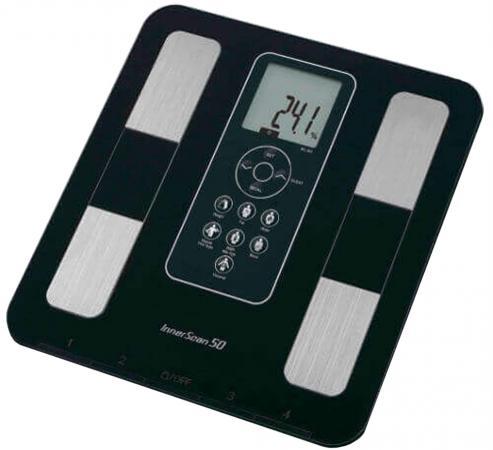 Весы напольные Tanita BC-351 чёрный