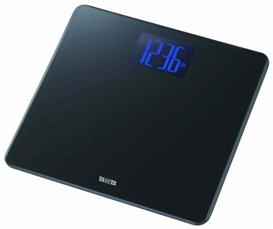 Весы напольные Tanita HD-366 чёрный