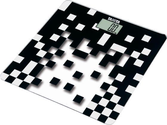 Весы напольные Tanita HD-380 чёрный