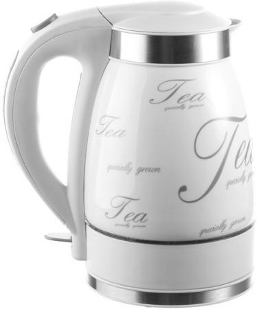 Чайник Maxima MK-C351 Белый(чай) ручка дверная rucetti 11 s никель сатиновый хром