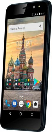 Смартфон Fly Life Compact 3G синий 4.95 8 Гб Wi-Fi GPS 3G Bluetooth смартфон