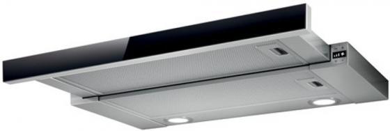 Встраиваемые вытяжки ELICA/ Встраиваемая, 90 см, электронное управление, 900 куб. м. , серая+черное стекло