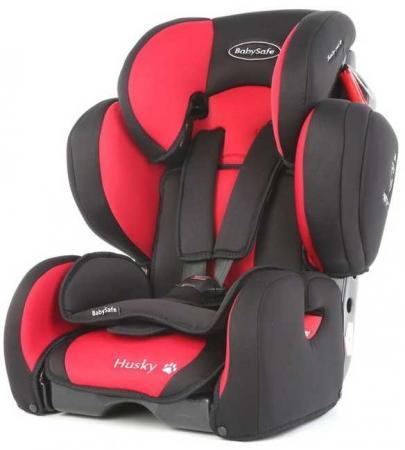 Автокресло BabySafe Husky Sip (red) автокресло babysafe husky sip red