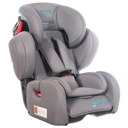 Автокресло BabySafe Husky Sip Limited Edition (grey) gb4045d to 220