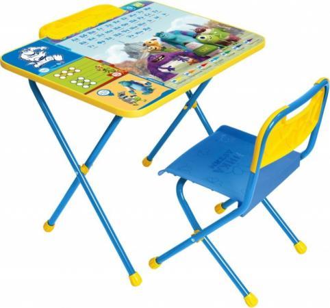 Комплект стол+стул Ника Disney 2 Университет монстров ника 0438 2 9 51