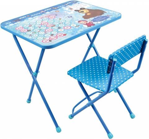 Комплект стол+стул Ника Познайка 2 Азбука 4 Маша и Медведь все цены