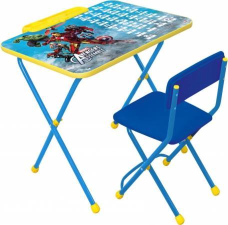 Комплект стол+стул Ника Disney 2 Мстители недорго, оригинальная цена