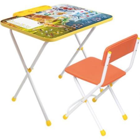 все цены на Комплект стол+стул Ника Disney 2 Феи Тайна зимнего леса онлайн
