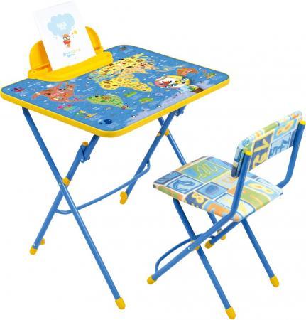 Комплект стол+стул Ника Умничка 3 Познаю мир цена