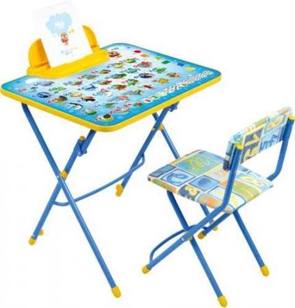 Комплект стол+стул Ника Disney 2 Феи. Азбука ника детям disney 2 феи тайны зимнего леса белый