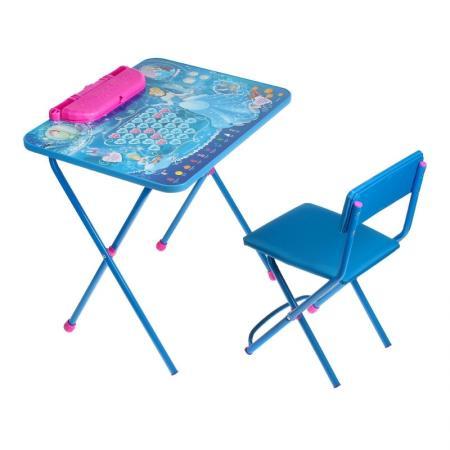 Комплект стол+стул Ника Disney 2 Золушка ника детям disney 2 феи тайны зимнего леса белый