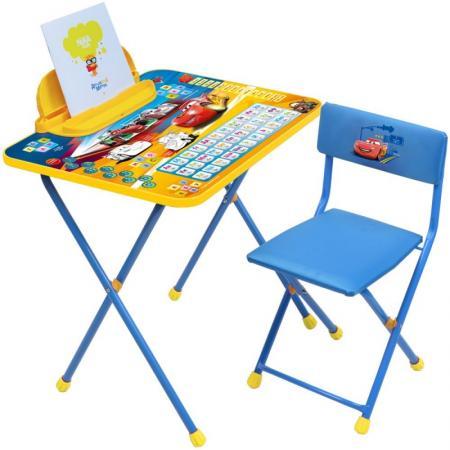 Комплект стол+стул Ника Disney 2 Тачки недорго, оригинальная цена
