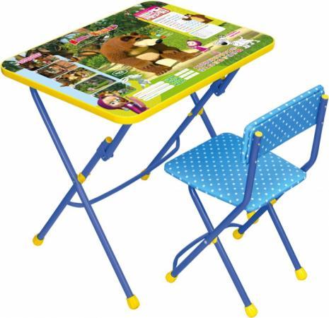Комплект стол+стул Ника Умничка 1 Позвони мне Маша и Медведь роберт рождественский позвони мне позвони сборник